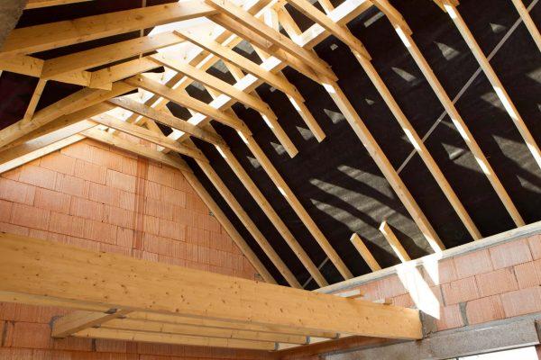 Isolant de toiture à Bordeaux
